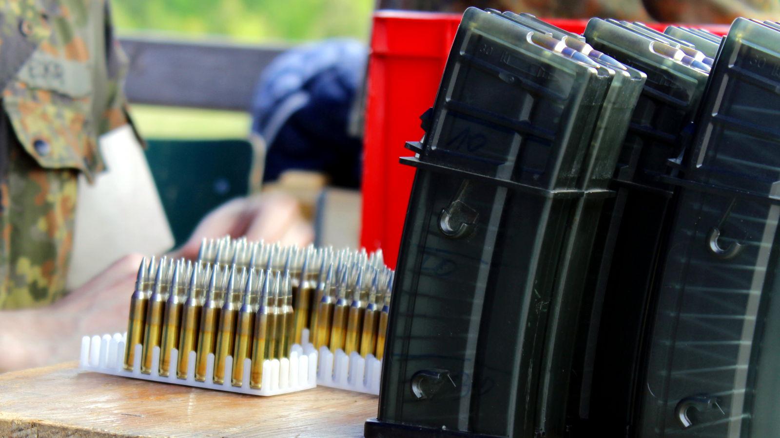 Munition für das G36